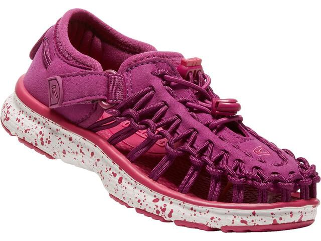 Keen Uneek O2 Sandals Children Purple Wine/Verry Berry